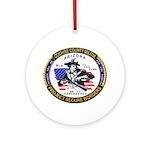 Cochise County Militia Ornament (Round)