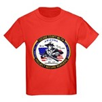 Cochise County Militia Kids Dark T-Shirt