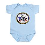 Cochise County Militia Infant Bodysuit