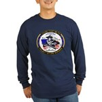 Cochise County Militia Long Sleeve Dark T-Shirt