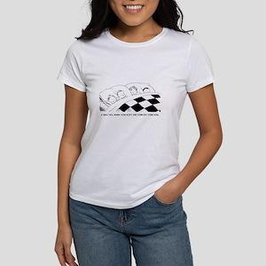 A Warm Quilt Women's T-Shirt