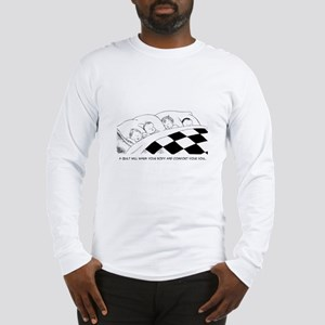 A Warm Quilt Long Sleeve T-Shirt