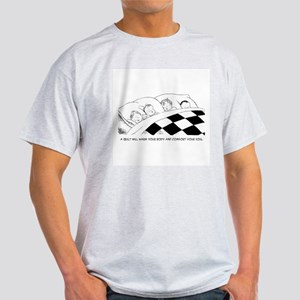A Warm Quilt Light T-Shirt