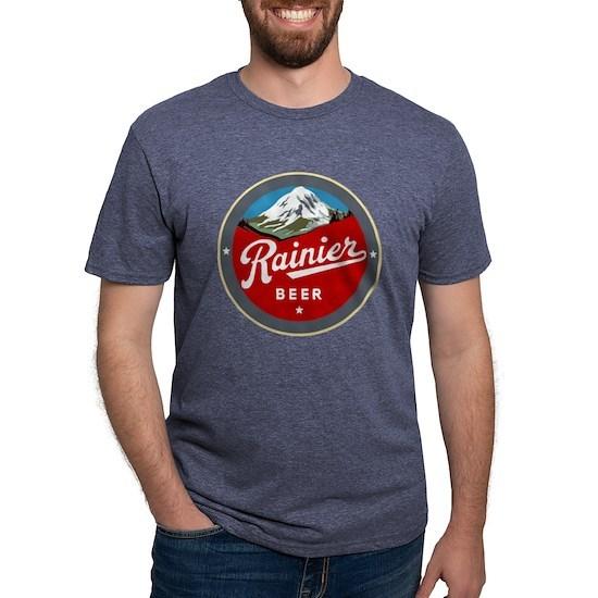 Historic Rainier Beer logo