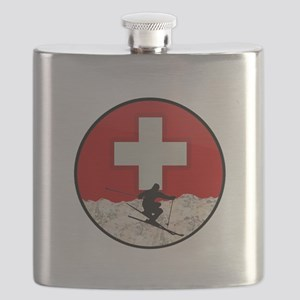 THE RUSH Flask
