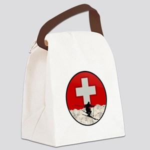 THE RUSH Canvas Lunch Bag