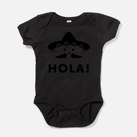 Mexican Mustache Body Suit