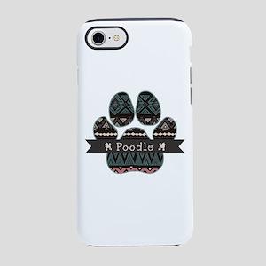 Poodle iPhone 8/7 Tough Case