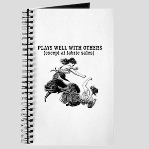 Fabric Sales Journal