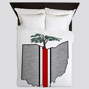 OHIO GROWN Queen Duvet
