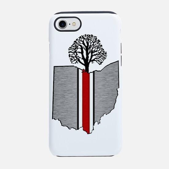OHIO LAND iPhone 8/7 Tough Case
