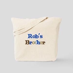 Rob's Brother  Tote Bag