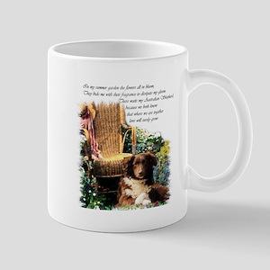 Australian Shepherd Art Mug