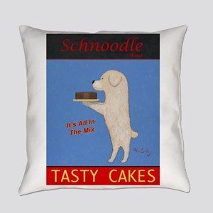Schnoodle Tasty Cakes Everyday Pillow