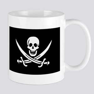 Calico Jack Rackham Pirate Mug