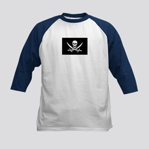 Pirate Kid Calico Jack Rackham Baseball Jersey