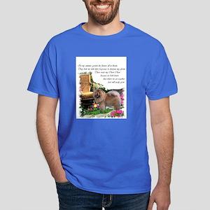 Chow Chow Art Dark T-Shirt