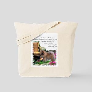 Chow Chow Art Tote Bag