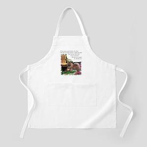 Chow Chow Art BBQ Apron