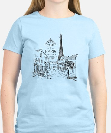 Cafe Paris T-Shirt