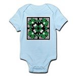SHAMROCK DESIGN 2 Infant Bodysuit