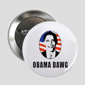 "Obama Dawg 2.25"" Button"