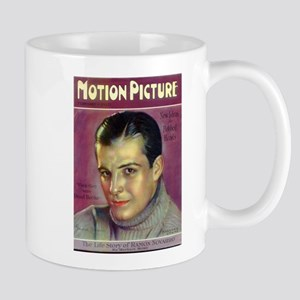 Ramon Novarro Large Mugs