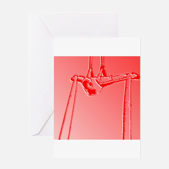 Funny Acro Greeting Card