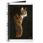 Cat in light Journal