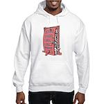 Masonic Skeletons in the Closet Hooded Sweatshirt
