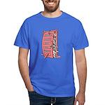 Masonic Skeletons in the Closet Dark T-Shirt