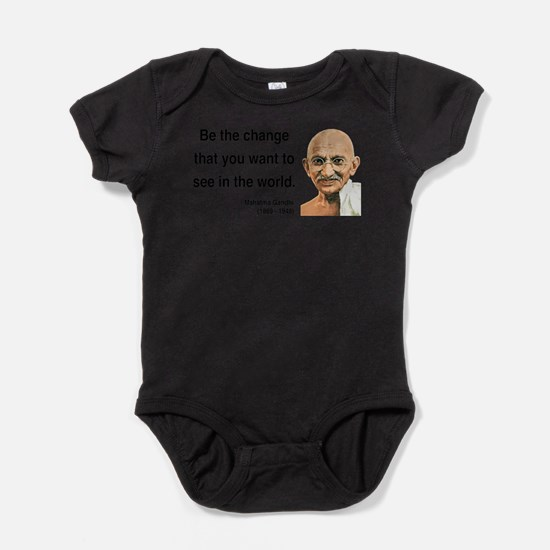Gandhi 1 Infant Bodysuit Body Suit