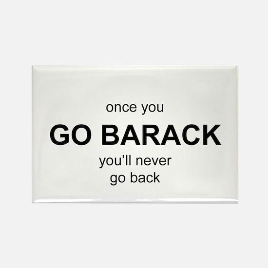 Funny Obamma Rectangle Magnet
