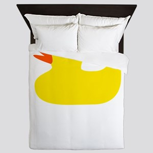 Duck Queen Duvet