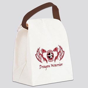 Goshin Karate & Judo Academy Canvas Lunch Bag