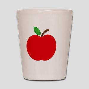 apple Shot Glass