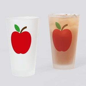 apple Drinking Glass