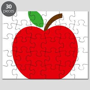 Apfel Puzzle