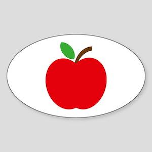 Apfel Sticker
