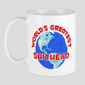 World's Greatest Shith.. (F) Mug