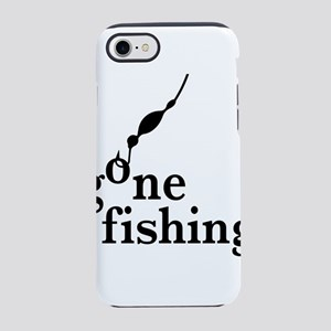gone fishing iPhone 8/7 Tough Case