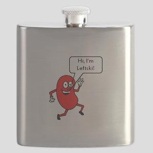 Hi I'm leftski Flask