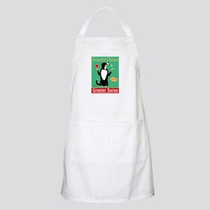 Greater Swiss Gruyère Cheese Light Apron