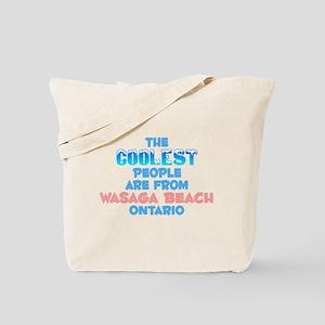 Coolest: Wasaga Beach, ON Tote Bag