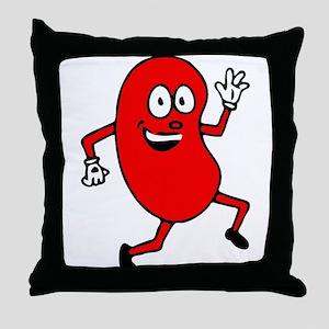 kidney_guy cafe press Throw Pillow