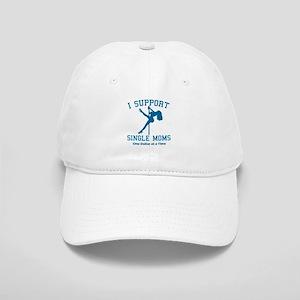 BL I Support Single Moms Cap