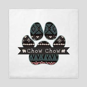 Chow Chow Queen Duvet
