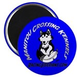MCK 2008 Iditarod/Beargrease Magnet