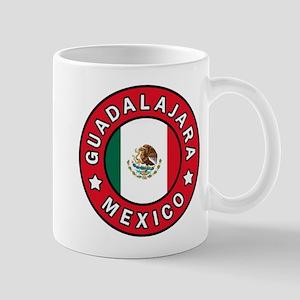 Guadalajara Mexico Mugs