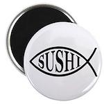 Sushi Fish Magnet